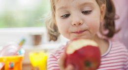 Alimentação das crianças benefícios de uma alimentação adequada