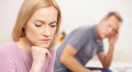 culpa e concessões Desinteresse sexual feminino