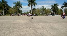 Parque Villa Lobos São Paulo com crianças