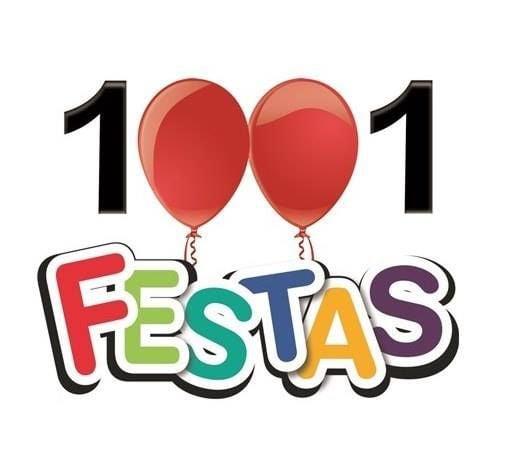 1001 Festas artigos para festas