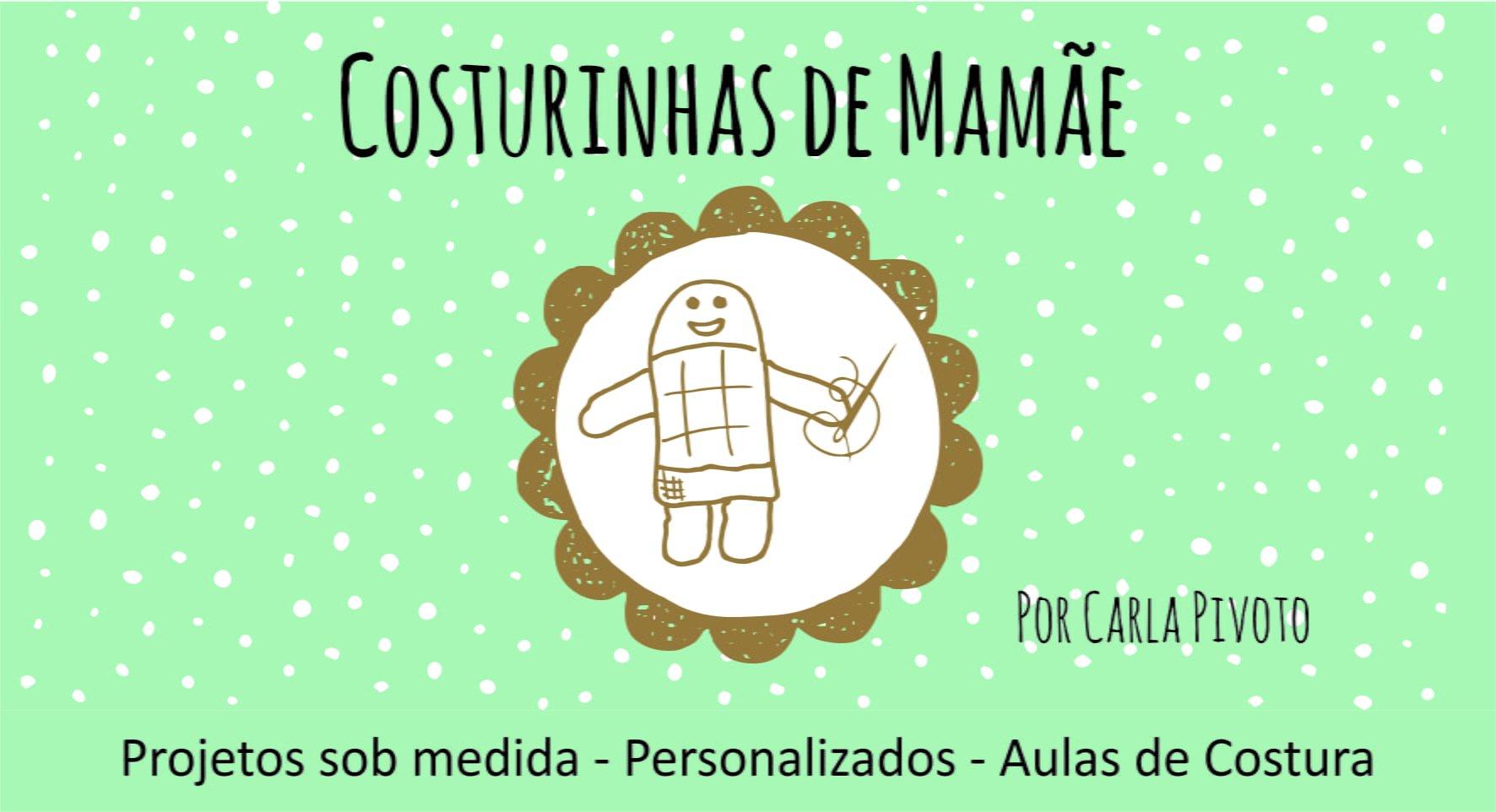 COSTURINHAS DE MAMÃE