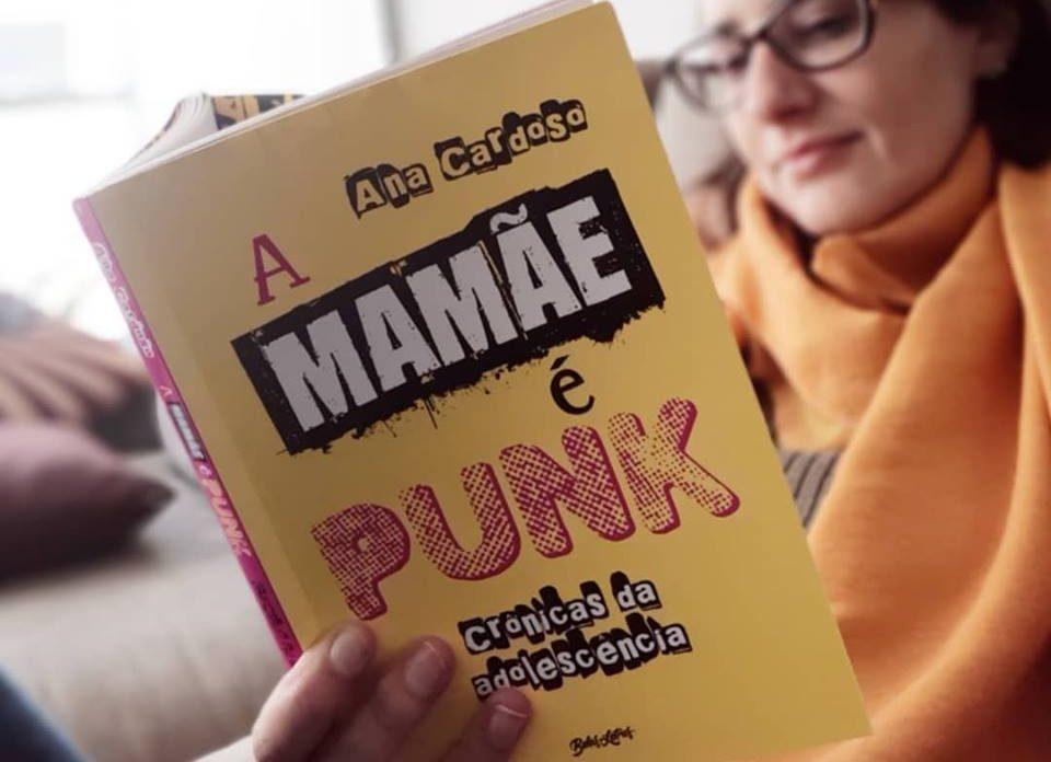 a Mamãe é punk